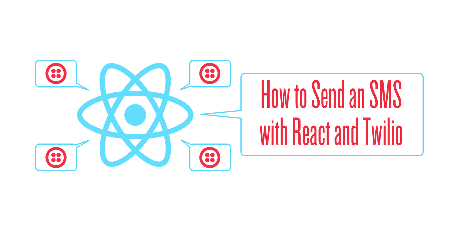 How to send an SMS from React with Twilio - Twilio