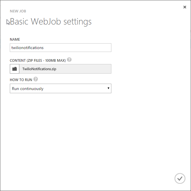 Build an SMS queueing system using Azure and 100 lines of