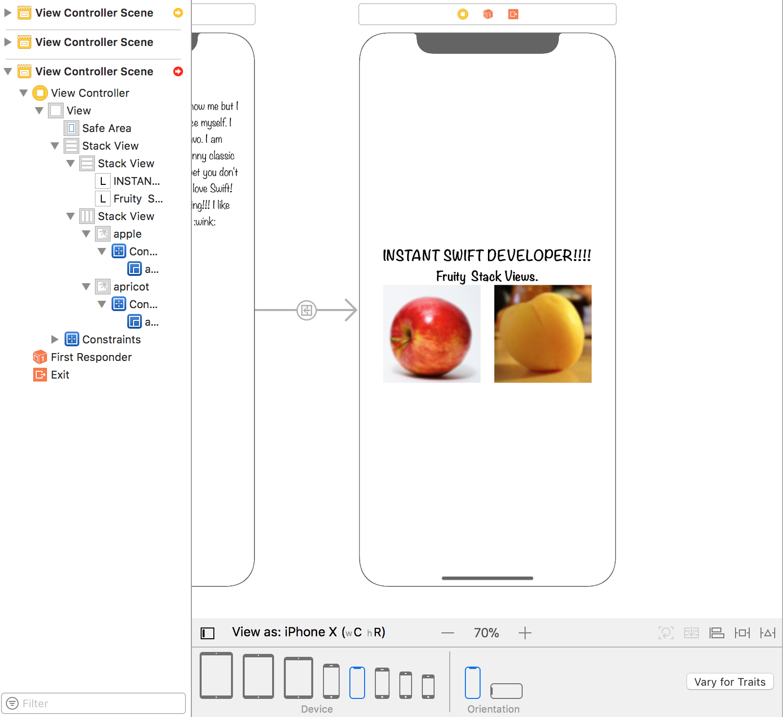 Working with Xcode Auto Layout in Swift and iOS Projects - Twilio