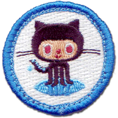 Nerd Merit Badge: Open Source