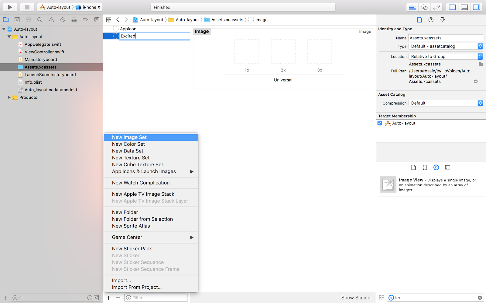 Working with Xcode Auto Layout in Swift and iOS Projects