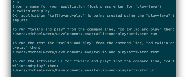 twilio-and-play_created_an_app