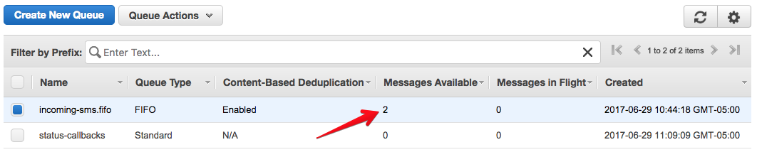 Handling High Volume Inbound SMS and Webhooks with Twilio Functions