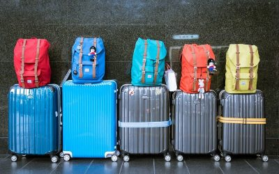 How the Internet of Things is Changing the Luggage Storage Identity