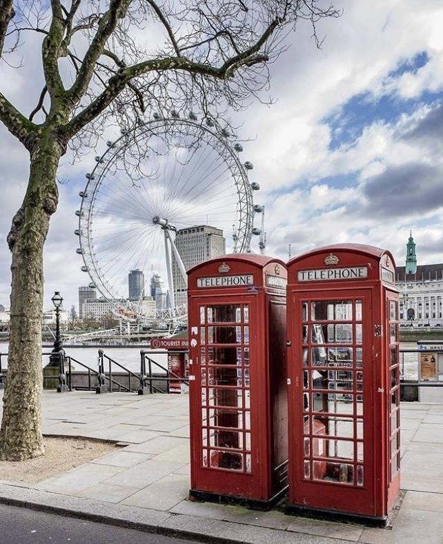 Instagram Places in London