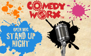 Open Mic Standup – August 16th