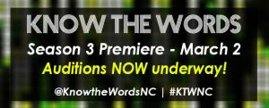 Know The Words – Season 3!!