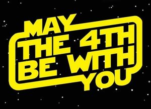 """The ComedyWorx """"May the 4th Be With You"""" Show!"""