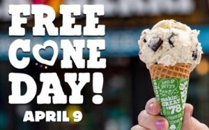 Ben & Jerry's Free Cone Day Show! (April 9th, 2019)