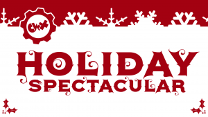 Celebrate the Holidays at ComedyWorx (12-21-2019)!