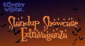 Halloween Standup Showcase Extravaganza! (10-31-2019)