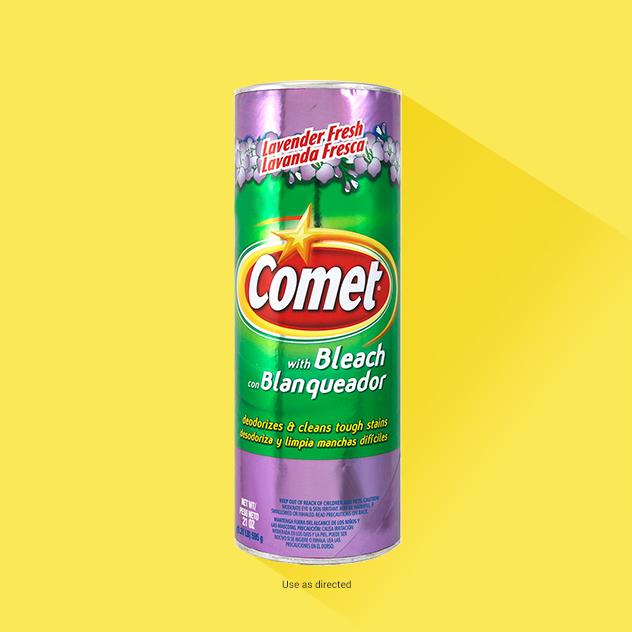 Comet 174 Bleach Powder Cleaner