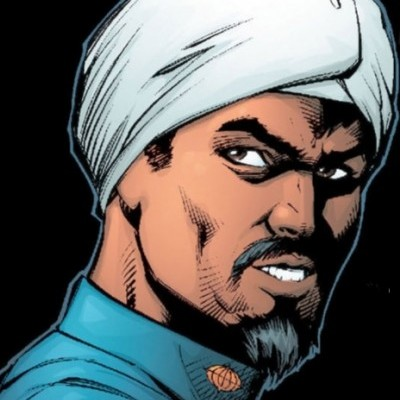 Commander Khan