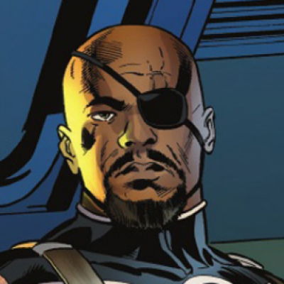 Nick Fury Jr.