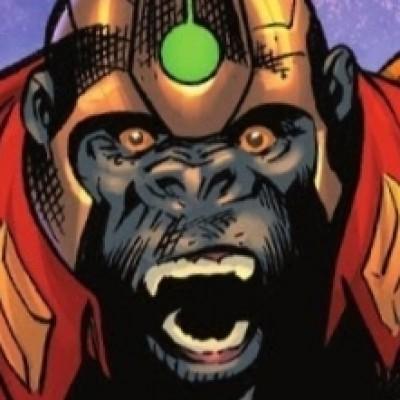 Gorilla Gregg