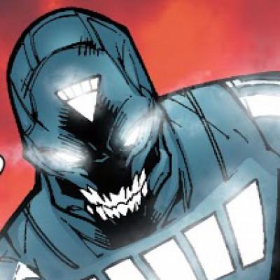 Black Lantern Reactron