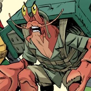 Herman the Hermit Crab