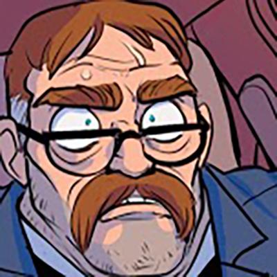 James Gordon (Harley Quinn TAS)