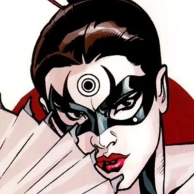 Lady Bullseye
