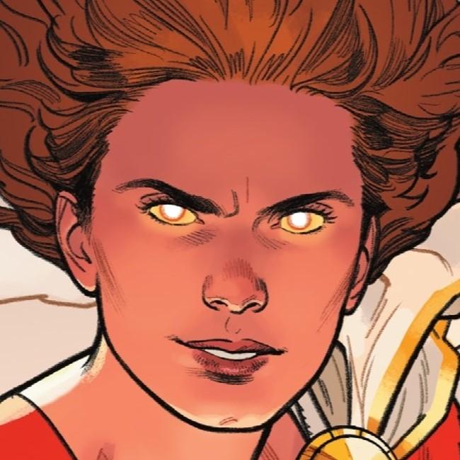 Lady Shazam