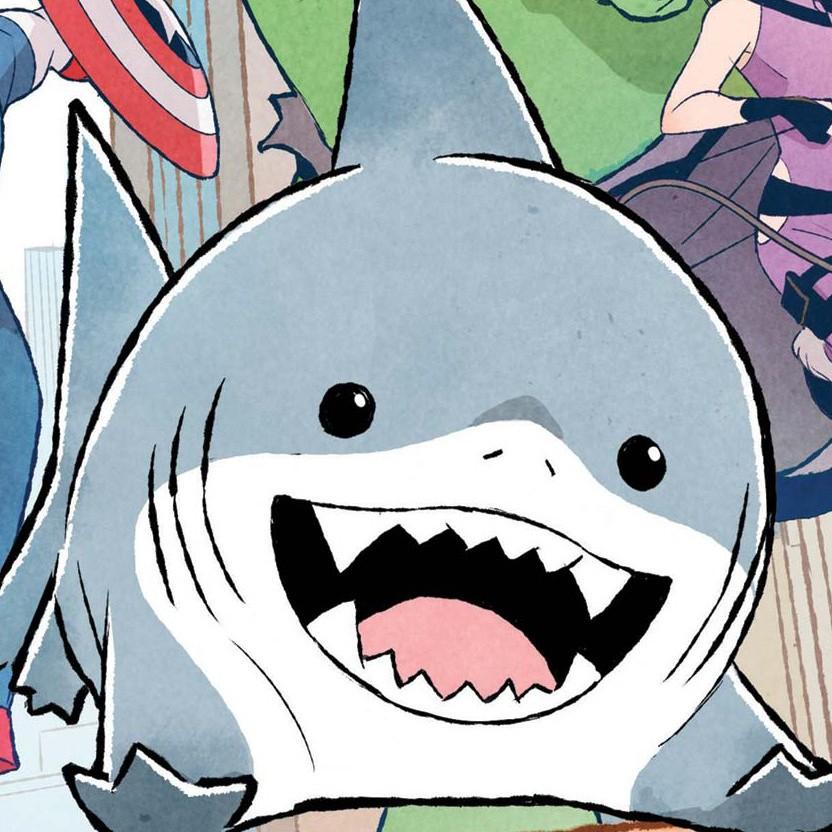 Jeff the Land Shark
