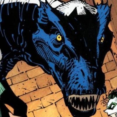 Bruce Wayne (Batmanasaurus Rex)