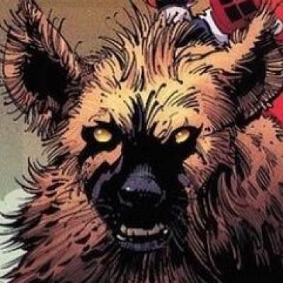 George the Hyena