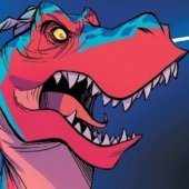 Thunder Lizard the Dino-Thor