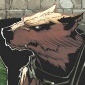 Le Loup Qui Pétrifies