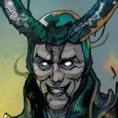 King Loki the Necrogod