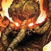Phoenix Man-Thing