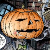 Mervyn Pumpkinhead