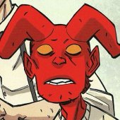 Young Hellboy