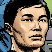 Lieutenant Sulu