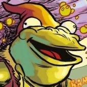 Feydik the Frog