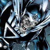 Black Lantern Doctor Light