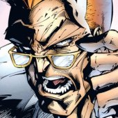 Henry Gyrich (Counter-Earth)