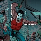 Casey Jones (IDW)
