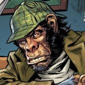 Detective Chimp