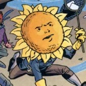 Mr. Sunflower