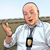 Detective Brian Michael Bendis