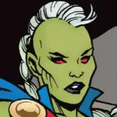 Marsha Manhunter (Earth 11)