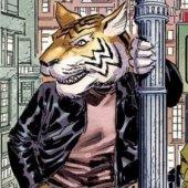 Walter the Tiger
