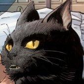 Alfred the Cat (Batman in Bethlehem)