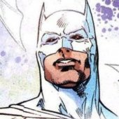White Lantern Batman
