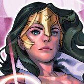 Star Sapphire Wonder Woman