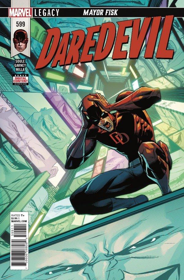 Daredevil #599