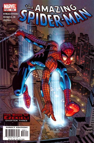 The Amazing Spider-Man #508