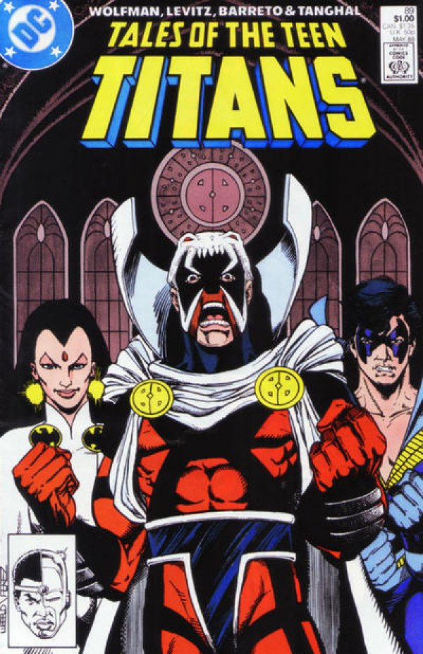 Tales of the Teen Titans #89