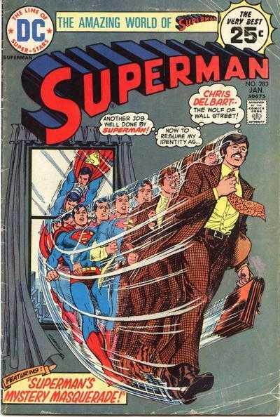 Superman #283